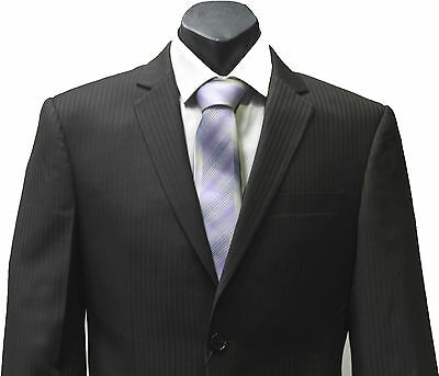 MENS FORMAL 2 BUTTON DOUBLE VENTED SUIT WITH TROUSER (Size 34-38)