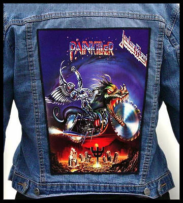 JUDAS PRIEST - Painkiller  --- Giant Backpatch Back Patch /