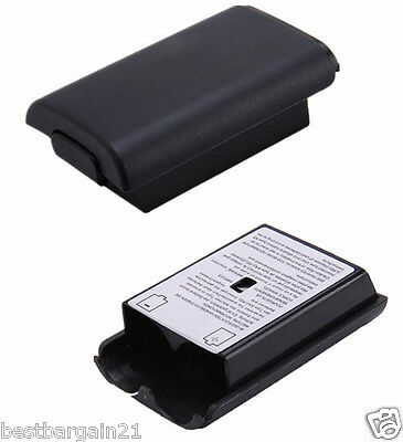 Battery Back Cover Case Holder Pack Part Shell For Xbox 360 Wireless Controller