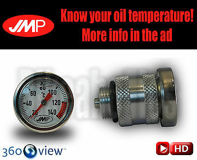 Motorcycle Oil temperature gauge - M20 X 1.5  Exposed needle length: 4mm