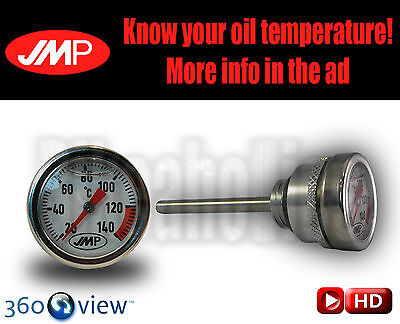Motorcycle Oil temperature gauge - M20 X 2.5  Exposed needle length: 70mm