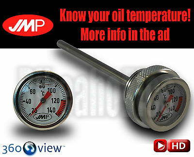Motorcycle Oil temperature gauge - M30 X 2  Exposed needle length: 120mm