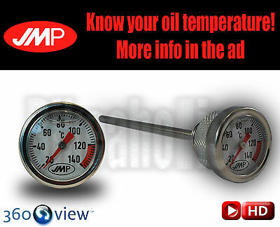 Motorcycle Oil temperature gauge - M20 X 1.5  Exposed needle length: 151mm