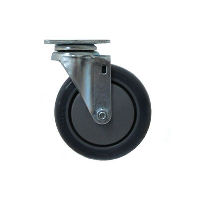 """Plate Caster 5"""" for Channel Bun-Pan Rack"""