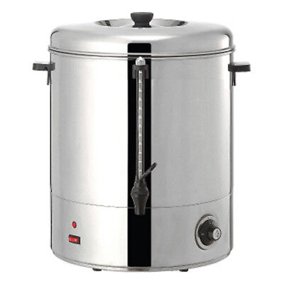 Magic Mill MUR-200 Water Boiler, Stainless, 200 Cup