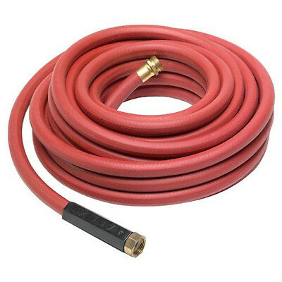 Teknor-Apex Industrial Hot-Water Rubber Hose, 50 Ft.