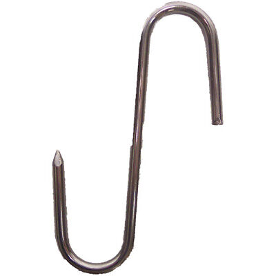 Stainless Steel Meat Hook Size 6-1/4""