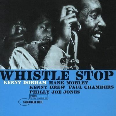 Kenny Dorham - Whistle Stop ++2 LPs 180g 45rpm+Analogue Productions+NEU+OVP