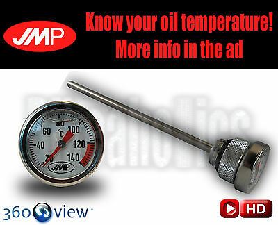JMP Oil temperature gauge - Honda FMX 650 Funmoto 2007