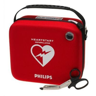 Philips HeartStart Home Automated External Defibrillator Standard Carry Case New