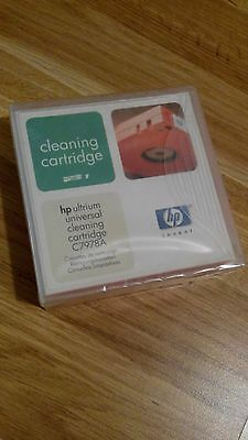 HP Ultrium C7978A Universal Cleaning Cartridge - NEW!