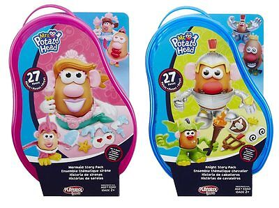 Mr Mrs Potato Head Theme Container (new version of Silly Suitcase Set) Hasbro 35