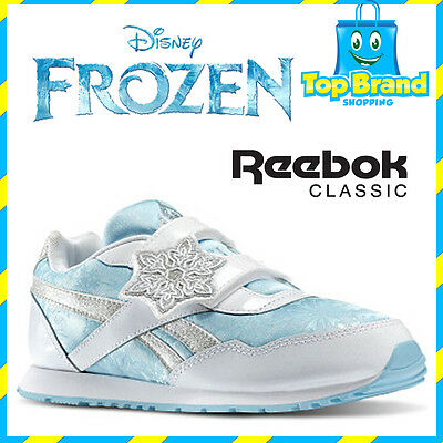 KIDS SHOES Reebok Disney Frozen ELSA RUNNERS GIRLS SHOE SIZE INFANT