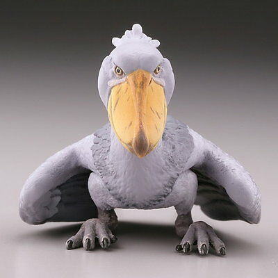 Kaiyodo Capsule Q Museum 珍獣動物園 Unique Animal Zoo Vol2 Shoebill Figure