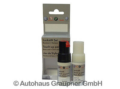 Audi Lackstiftset Phantomschwarz LZ9Y Lackstift