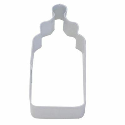 Baby Bottle Cookie Cutter 4 inch biscuit pastry baking christening baby shower