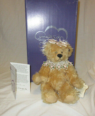 Curly Sue Annette Funicello Bear Limited 187 of 2500 Fully Jointed 12 Inch Rare