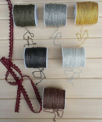Jewellery Making Chain Iron Cross Style 5 Metres Lengths - 3 x 2 x 0.5mm Links