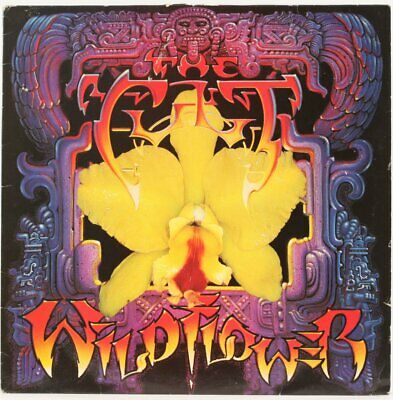 Wild Flower  The Cult Vinyl Record