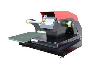 Microtec Pneumatic Double Location Shuttle Transfer Heat Press APDS-15 38x38cm