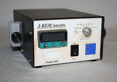 J-KEM Scientific Model 310 Timer Temperature Controller