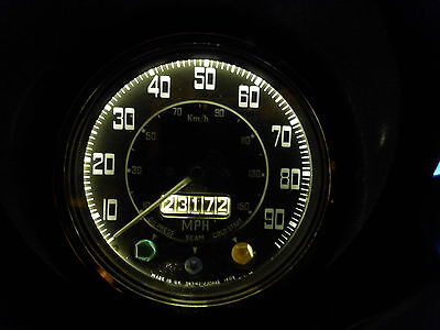 Land Rover Series 101 Lightweight Replacement Gauge Dash Warm White LED bulb Kit