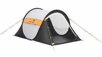 EASY CAMP FUNSTER POP UP TENT BLACK /WHITE or BLACK/GREEN FESTIVAL CARNIVAL