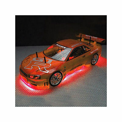 RC Neon Red Under Car Lighting Kit - RC200R