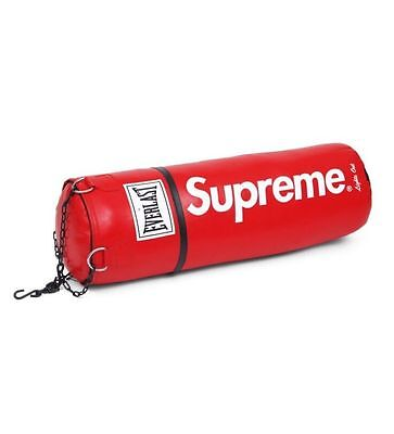 Supreme X Everlast Leather Heavy  Bag - Very Rare - In Hand Ready To Ship