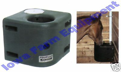 Miraco 1101 HEATED Equifount Horse Stall Automatic Waterer, Barn Waterer