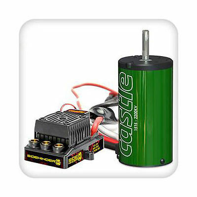 Castle Creations Sidewinder 1:8th ESC And Motor Combo - P-CC13900