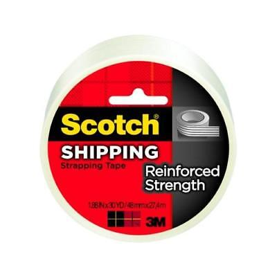 Scotch Strapping Tape, 1.88 x 30 Yards (8950-30) New