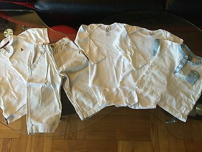 💜Lot of 5 Pieces💜 Baby Boy Clothes 💜Size 18,18-24 Mos💜