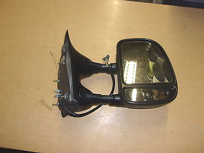 New Ford Dual Arm Heated Super Duty Towing Rh Right Mirror 1447150 *free Ship*