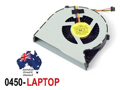 Fan CPU Cooling for Toshiba Satellite L850D PSKECA-003002 Laptop Notebook