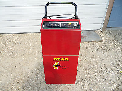 Bear Portable Refrigerant Recovery & Recycling System Station