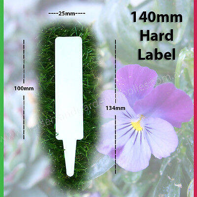 140mm Plastic Plant Tag / Label
