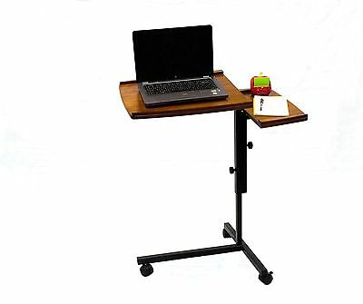 Mobile Laptop Notebook Caddy Desk Stand New 2 Colors