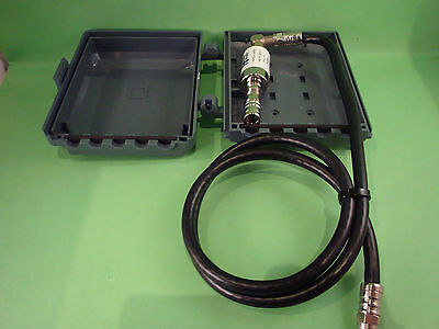 Aerial IndustriesFAE 60 -60db LTE Filter + MHB01  Weatherproof Housing And Cable
