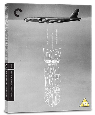 Dr Strangelove - The Criterion Collection (Restored) [Blu-ray]