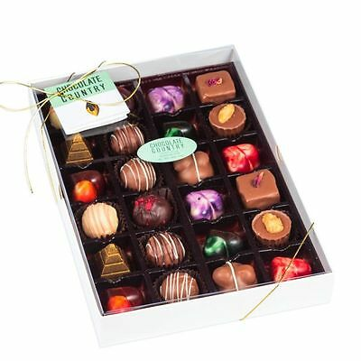 Gourmet Handmade Belgian Chocolates Mixed Box Gift for Her - The Persuader (24)