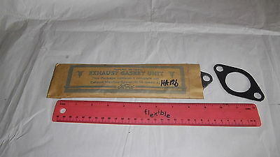 Early Ford V8 Exhaust Manifold Gaskets x8 NOS