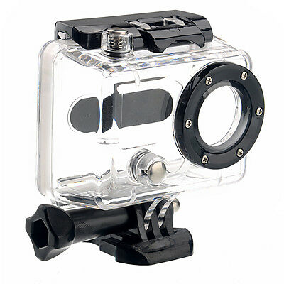 Underwater Waterproof Camera Transparent Housing Case for Gopro HD Hero 1 /2