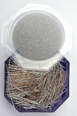 Pins Steel No. 7 from Prym 024 185 with Pin cushion
