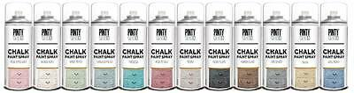SPRAY PINTYPLUS CHALK PAINT EFECTO TIZA 520 cc.