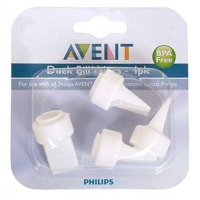 BRAND NEW Avent duck bill replacement valve 4pk - Breastfeeding Specialists