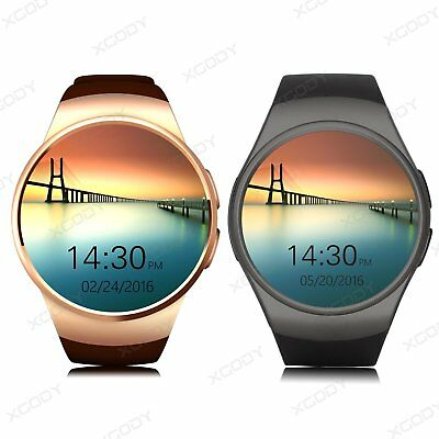 Waterproof Bluetooth Smart Watch Phone Mate SIM GSM For Android iPhone Samsung