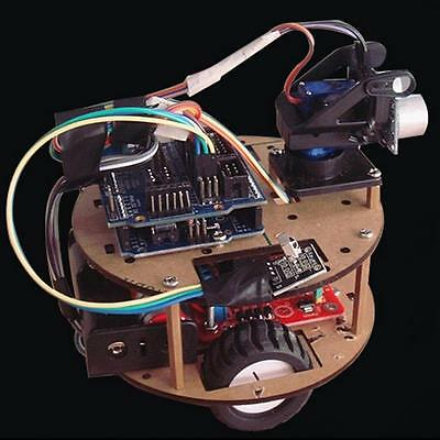 Turtle Learning Smart Robot Suite DIY Car Kits Wireless Control for Arduino