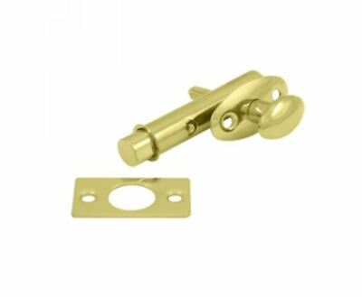 Privacy Mortise Bolt 1-3/4 inch Backset Door Hardware in 9 Finishes By FPL