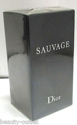 Christian Dior SAUVAGE EDT 100ml 3.4oz Men Eau de Toilette NEW IN BOX Low Price